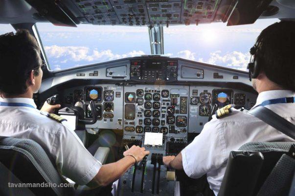 خلبان پرواز حامد سلیمانی توانمندشو خودشناسی