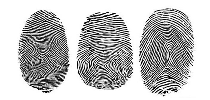 خودشناسی اثر انگشت شخصیت شناسی