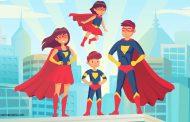 قهرمانِ کودک خود شوید!