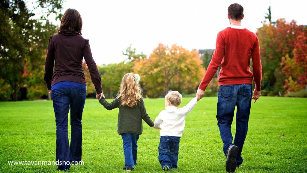 خانواده توانمند توانمند شو