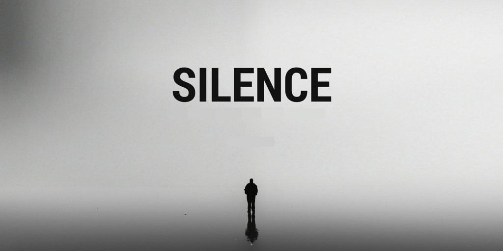 سکوت بر مبنای ترس سکوت بر مبنای عزت نفس
